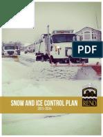 City of Reno - Snow Removal Maps