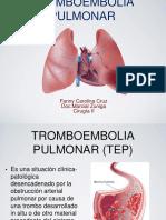 Tromboembolia Pulmonar Power