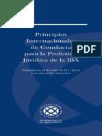 Principios Internacionales de Conducta para la Profesion Juridica de la IBA.pdf