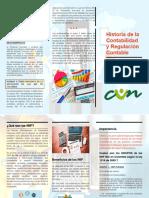 folleto nif