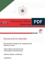 Clase 2 Estructura Atómica