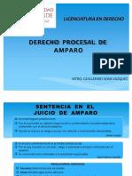 5.- Procesal de Amparo - Sentencia