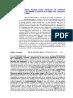 Cas. Nº 1402-2004 Lima - Los Co Propietarios Podrán Hacer Partición en Parcelas Inferiores a Tres Hectáreas de Cultivo Por Haber Sido Derogado