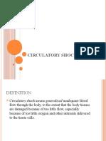 Circulatory Shock