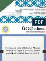 Contoh Soal Cross Sectional