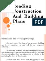 Lecture 0 - Reading Construction Plans