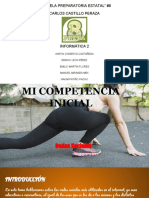 Competencia Inicial