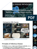 Clinical History and Examination of Patients With Infectious Disease