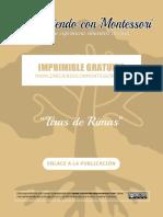 CCM - Tiras de Rimas