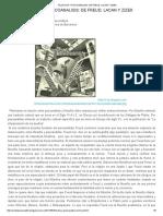 Roca Jusmet, Luis - Filosofia y Psicoanálisis de Freud, Lacan y Zizek