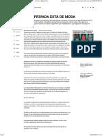 LA SEGURIDAD PRIVADA ESTÁ de MODA - Archivo Digital de Noticias de Colombia y El Mundo Desde 1.990 - Eltiempo