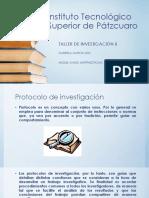 Diapositvas Taller de Investigacion II