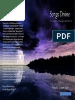 Songs Divine (Poetic translation of Srimad Bhagavad Gita in English) by Pundit Ranjan Dash
