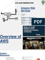 Amazon Webs Services