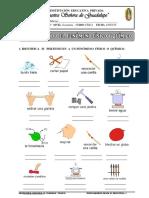 Guía de Fenómenos Físicos y Químicos