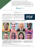 Mises Brasil - Uma Verdade Politicamente Incorreta Sobre a Desigualdade