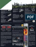 Brochure Sidenal