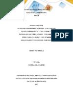 Trabajo Colaborativo Fase IV_GP_11 MÉTODO DE ANÁLISIS DEL DISCURSO ACTIVIDAD COLABORATIVA  FASE 4