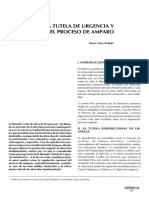 Dialnet-LaTutelaDeUrgenciaYElProcesoDeAmparo-5109799