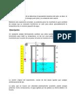 Diseño de Joule y Equilibrio Termodinamico