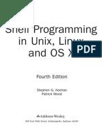 Kochan, Stephen G. & Patrick Wood. 2017. Shell Programming in Unix, Linux and OS X