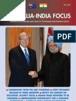 Australia India Focus 2009 Dec