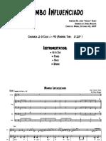 Mambo Influenciado - Score.pdf