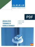 LINSEIS_STA_spanish.pdf