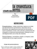 Teologia Evangelica Pentecostal