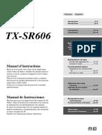 TX-SR606_Fr_Es.pdf