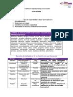 Ficha Resumen - Como Formular Indicadores de Evaluación 2018