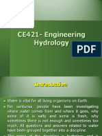 Chapter 1 Hydrology