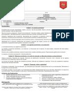 Programa Economía EyA 2018