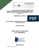 Informe Final Topografía Timasita-hoya de Carrillo v3