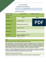 P- Revision Por La Direccion 05