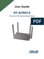 e11649 Rt Acrh13 Manual