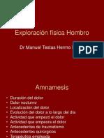 Exploración física Hombro.ppt