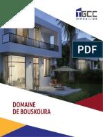 TGCC Immobilier Domaine de Bouskoura