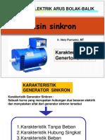 Mesin Sinkron 3 Fasa Karakteristik [Recovered]