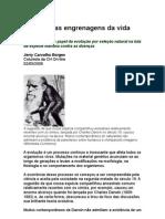 Jerry Carvalho Borges - Movendo as engrenagens da vida - leite - lactose - evolução - genes