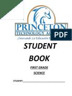 Plantilla Student Book 2018