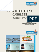 BOI Presentation on How to Go for a Cashless Society