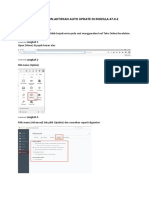 Cara Menonaktifkan Auto Update Mozilla