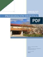 Programación 2016-17 Todas Las Asignaturas