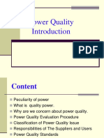 Power Quality Notes Pdf