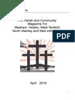 parish magazine april 2018