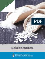 DULCE Edulcorantes