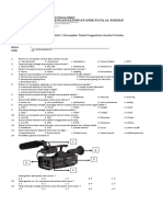 54123531 Soal Menerapkan Teknik Pengambilan Gambar Produksi
