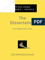 The dissertation - from beginning to end 2010.pdf