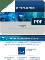 GSA Asset Mgt
